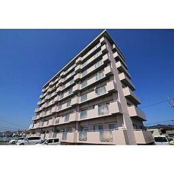徳島県板野郡藍住町富吉字中新田の賃貸マンションの外観