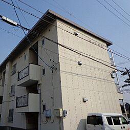 静岡県浜松市東区薬師町の賃貸マンションの外観