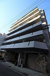 第二メゾン北梅田[4階]の外観