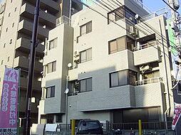 筑波ビル[4階]の外観