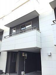 [テラスハウス] 大阪府東大阪市中鴻池町2丁目 の賃貸【/】の外観