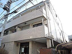 東京都世田谷区代沢2丁目の賃貸マンションの外観