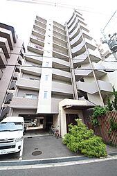 グランディールNAMBA[5階]の外観