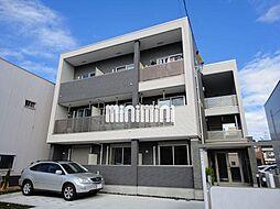 愛知県名古屋市中川区横前町の賃貸マンションの外観