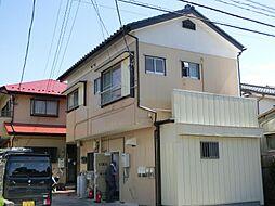 片山アパート[101号室]の外観