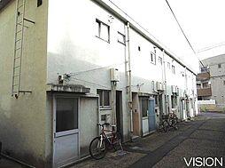 中台荘A棟[1階]の外観