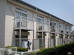 愛知県長久手市長配1丁目の賃貸アパートの外観