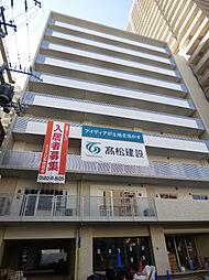 リンデンプラザ心斎橋[7階]の外観