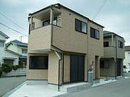 兵庫県姫路市御立西1丁目の賃貸アパートの外観