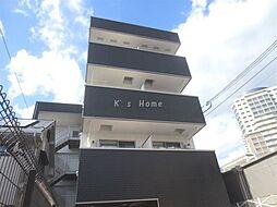 兵庫県神戸市長田区二葉町7丁目の賃貸マンションの外観