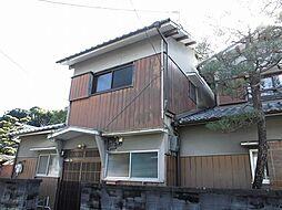 [一戸建] 京都府京都市山科区西野広見町 の賃貸【/】の外観