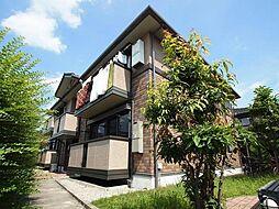 奈良県香芝市真美ヶ丘1丁目の賃貸アパートの外観