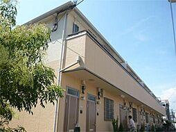 大阪府大阪市西淀川区佃3丁目の賃貸アパートの外観