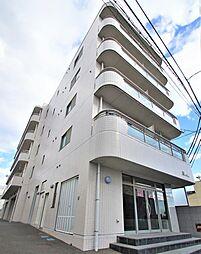 宮城県仙台市若林区南鍛冶町の賃貸マンションの外観
