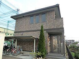 兵庫県伊丹市森本8丁目の賃貸アパートの外観