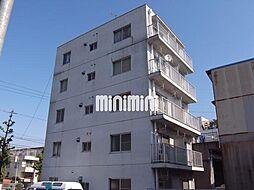 浅井コーポII[3階]の外観