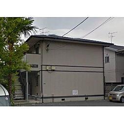 福岡県北九州市小倉北区高峰町の賃貸アパートの外観