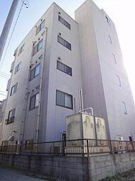 千葉県四街道市四街道1丁目の賃貸マンションの外観