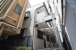 岡本パールハイツ[101号室]の外観