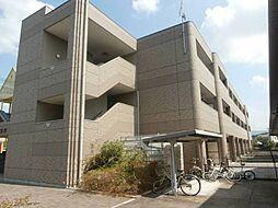 和歌山県和歌山市田尻の賃貸マンションの外観
