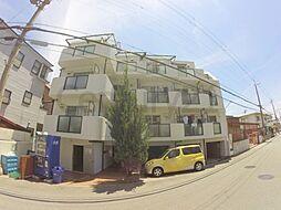 兵庫県西宮市上大市5丁目の賃貸マンションの外観