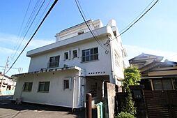 木本レジデンスA[1階]の外観