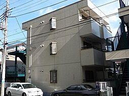 キャッスル笠間I[2階]の外観