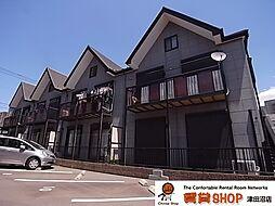 サンライズ津田沼I[2階]の外観