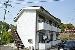 広島県広島市安芸区上瀬野町の賃貸アパートの外観