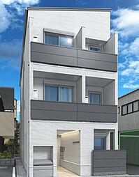 東京都墨田区押上3の賃貸アパートの外観