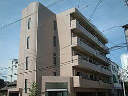 千葉県千葉市中央区登戸1丁目の賃貸マンションの外観