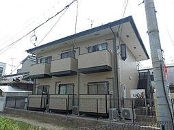 大阪府堺市西区鳳東町3丁の賃貸アパートの外観