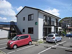 ハイツヤマト[1階]の外観