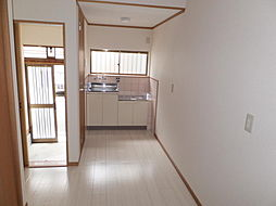 第2文化住宅[1階右4号室]の外観