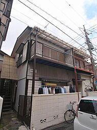 武蔵野コーポ[2階]の外観