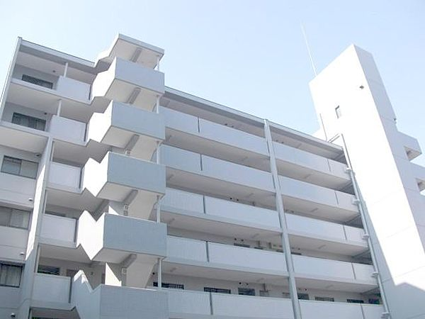 大阪府大阪市生野区巽東2丁目の賃貸マンションの外観