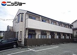 ランドマーク三ノ輪2[2階]の外観