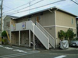 大阪府豊中市長興寺北3丁目の賃貸アパートの外観
