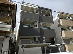 フジパレス南武庫之荘3番館[2階]の外観