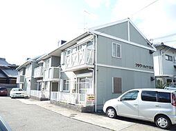 兵庫県伊丹市北伊丹3丁目の賃貸アパートの外観