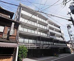 京都府京都市東山区大黒町の賃貸マンションの外観