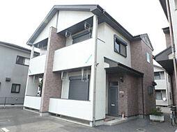 [タウンハウス] 栃木県栃木市片柳町2丁目 の賃貸【/】の外観