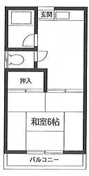 メゾン88[2階]の間取り