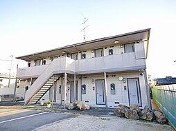 近鉄奈良線 近鉄奈良駅 バス11分 護国神社下車 徒歩4分の賃貸アパート