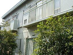 セントバレーA棟[2階]の外観