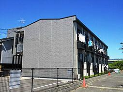 レオパレスエクセラ[1階]の外観