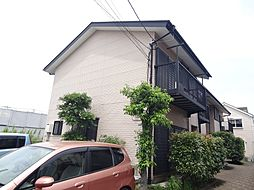 小沢アパートA[2階]の外観