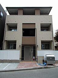 東京都江東区南砂5丁目の賃貸アパートの外観