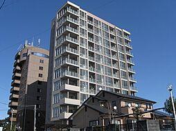 栃木県宇都宮市陽東5丁目の賃貸マンションの外観