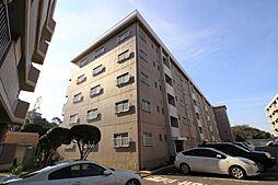エメラルドマンション陣原A棟[5階]の外観